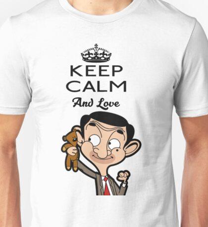 Mr Bean 1 Unisex T-Shirt