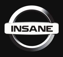 Insane Nissan Kids Tee