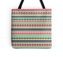 AZTEQUE Pattern Tote Bag