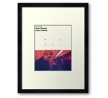 my own private idaho - deep night Framed Print