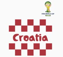 Croatia Fans  by refreshdesign