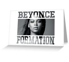 Beyonce Greeting Card