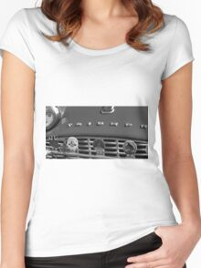 Vintage Triumph  Women's Fitted Scoop T-Shirt