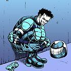 Robot Assassin by tonywicks