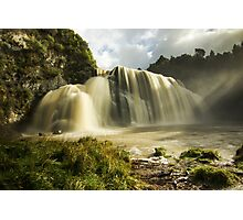 Waihi Waterfalls Photographic Print