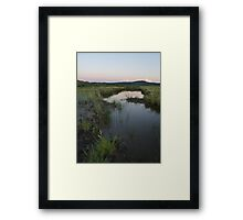 Tranquil Reflections Framed Print
