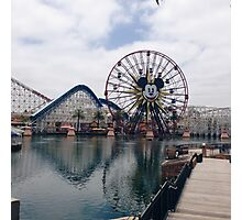 Disneyland 2 Photographic Print