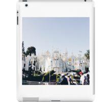 Disneyland 4  iPad Case/Skin