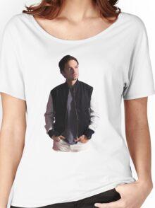 Sebastian Stan Women's Relaxed Fit T-Shirt