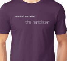 Pensacola Stuff - The Handlebar Unisex T-Shirt