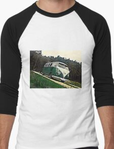 Woodland Wanderer Men's Baseball ¾ T-Shirt