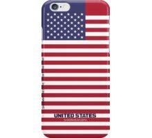 United States iPhone Case/Skin