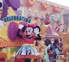 Disneyland 6 Sticker