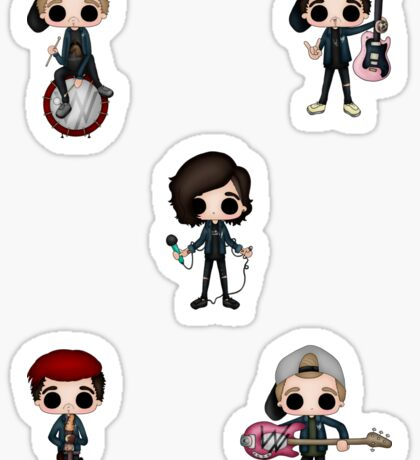 Sleeping With Sirens band promo Sticker