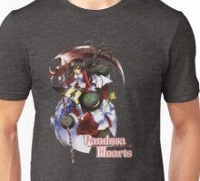 Pandora Hearts - Alice w/ Pandora Logo Unisex T-Shirt