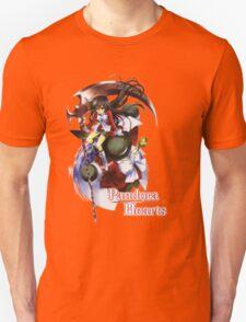 Pandora Hearts - Alice w/pandora logo Unisex T-Shirt