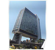 Standard Hotel, High Line, New York City  Poster