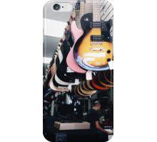 Music store iPhone Case/Skin