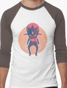 Pokemon Diamond & Pearl - Weavile Men's Baseball ¾ T-Shirt