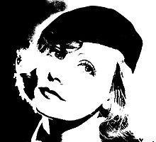 Greta Garbo Is Vintage Pretty by Museenglish