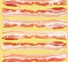 Bacon, Raw by Pekka Nikrus