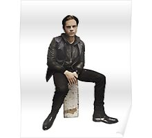 Sebastian Stan Poster