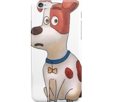 The secret life of pets - Max iPhone Case/Skin