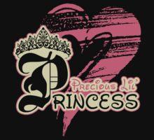 Precious Lil' Princess Kids Tee