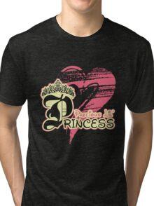 Precious Lil' Princess Tri-blend T-Shirt