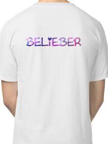 BELIEBER - JUSTIN BIEBER Classic T-Shirt