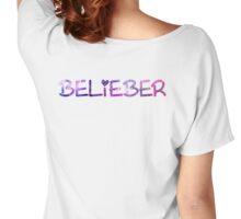 BELIEBER - JUSTIN BIEBER Women's Relaxed Fit T-Shirt