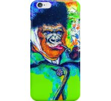 Vincent Van Gorilla iPhone Case/Skin
