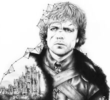 Tyrion Lannister by Lauren Evans
