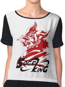 Sogeking The Sniper King Chiffon Top