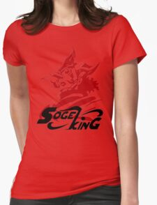 Sogeking The Sniper King Womens Fitted T-Shirt
