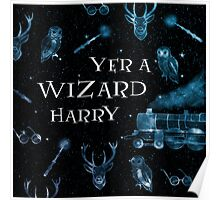 Yer a Wizard Poster