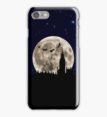 Over The Moon iPhone Case/Skin