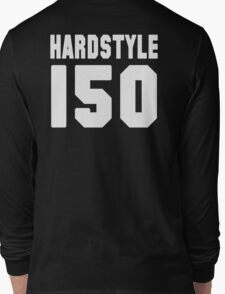 Hardstyle Football (White) Long Sleeve T-Shirt