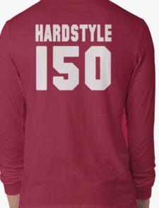 Hardstyle Football (White) Long Sleeve T-Shirt