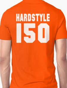 Hardstyle Football (White) Unisex T-Shirt