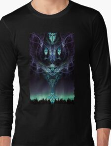 Midnight Aura Long Sleeve T-Shirt