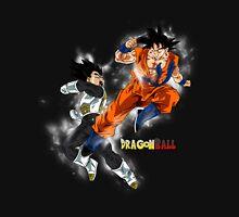 Saiyan Goku vs Vegeta Unisex T-Shirt