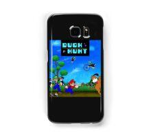 Mario and Luigi : Duck Hunt Samsung Galaxy Case/Skin