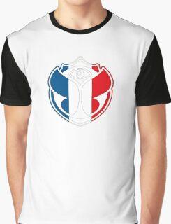 Tomorrowland French logo - France - francais Graphic T-Shirt