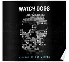 watch_dogs Poster
