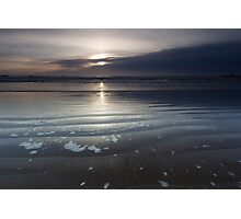 sand waves, cruden bay Photographic Print