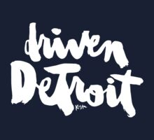 Driven Detroit : Dark Kids Clothes