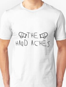 The Hard Aches - Skateboard Design Unisex T-Shirt