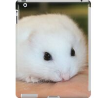 New Hamster called Buttons iPad Case/Skin
