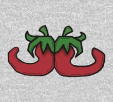 Back 2 Back Chillies One Piece - Long Sleeve